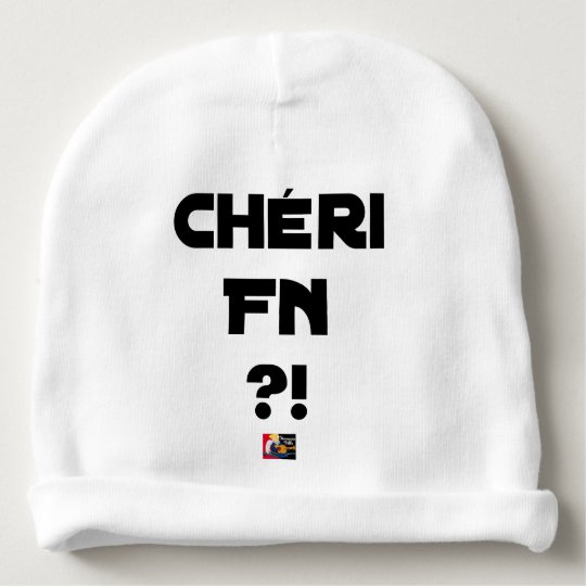 Darling FN?! - Word games - François City Baby Beanie