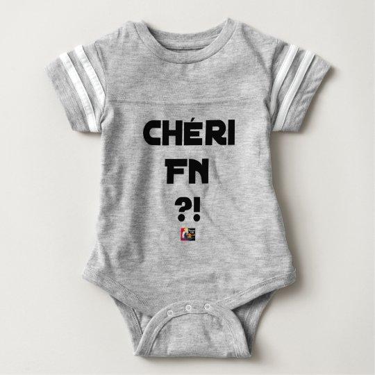 Darling FN?! - Word games - François City Baby Bodysuit