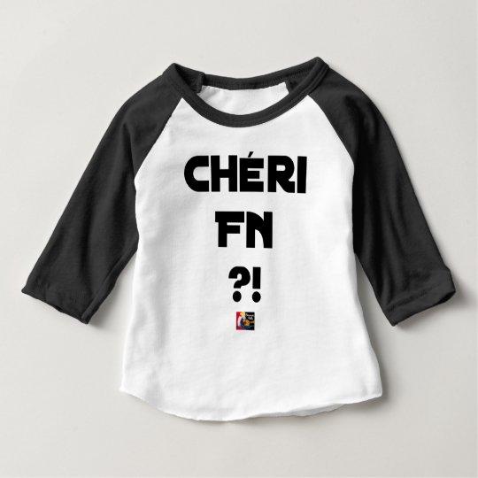 Darling FN?! - Word games - François City Baby T-Shirt