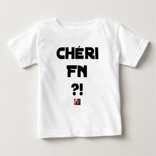 Darling FN?! - Word games - François City Baby T-Shirt