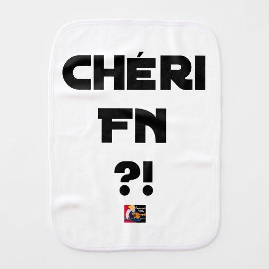 Darling FN?! - Word games - François City Burp Cloth