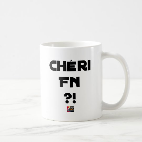 Darling FN?! - Word games - François City Coffee Mug