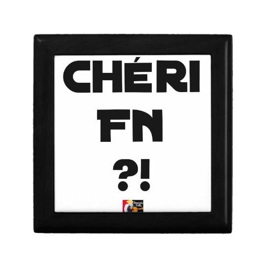 Darling FN?! - Word games - François City Gift Box