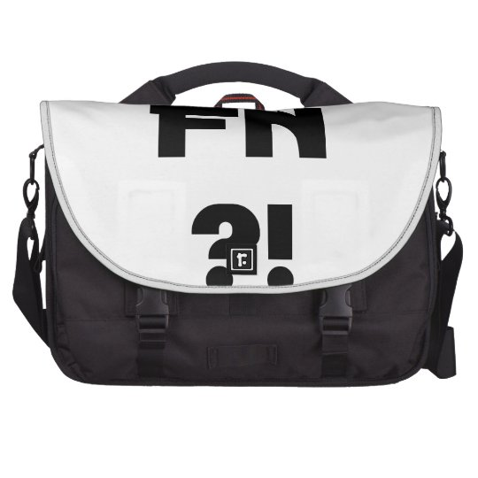 Darling FN?! - Word games - François City Laptop Shoulder Bag