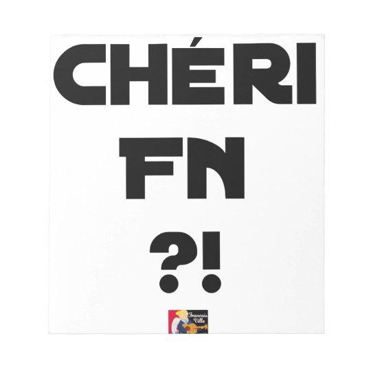 Darling FN?! - Word games - François City Notepad