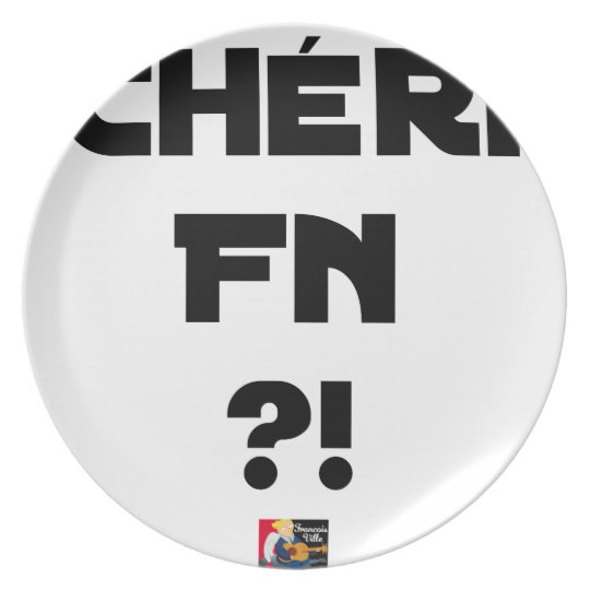 Darling FN?! - Word games - François City Plate