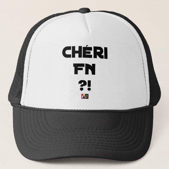 Darling FN?! - Word games - François City Trucker Hat