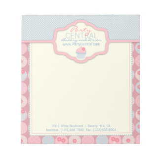 Darling Girl Business Mini Notepad