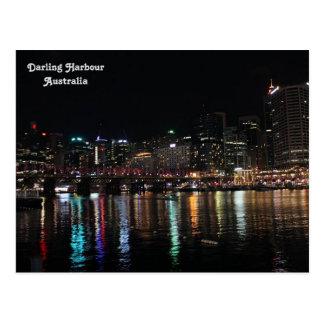Darling Harbour Sydney, New South Wales, Australia Postcard
