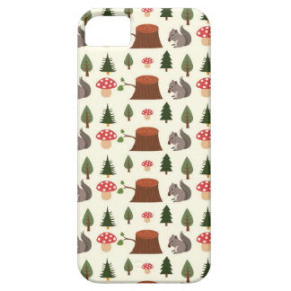 Darling Little Squirrels iPhone 5 Case