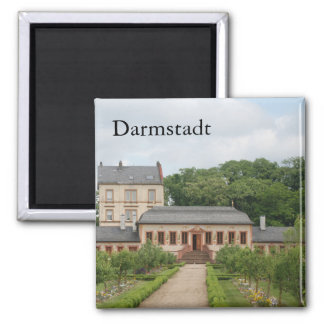 Darmstadt Library Magnet