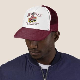 Darnell' S garage Trucker Hat