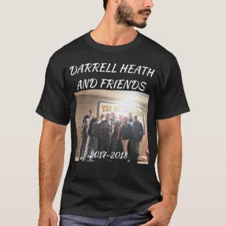DARRELL HEATH AND FRIENDS BAND T T-Shirt