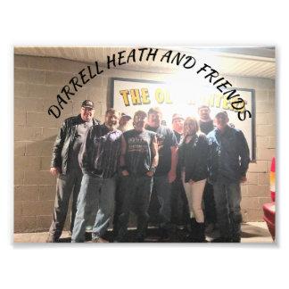 DARRELL HEATH AND FRIENDS PHOTO
