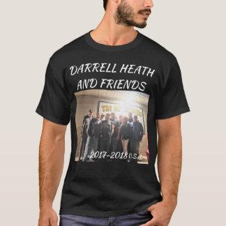 DARRELL HEATH AND FRIENDS T-Shirt