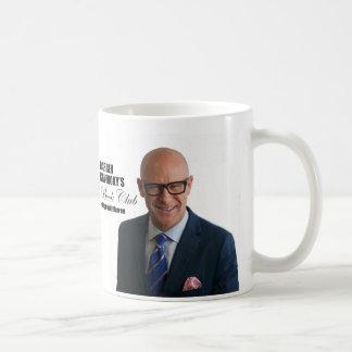 Darren Kavinoky's Book Club Coffee Mug
