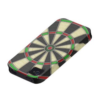 Dart Board Pattern. Stylish, Perfect Hobbies Gift. iPhone 4/4S Case