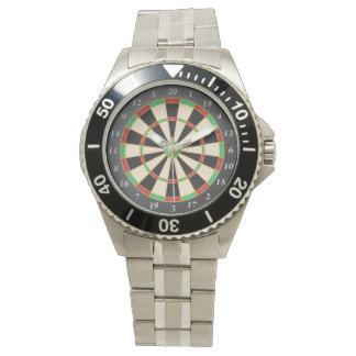 Dart Board Watch