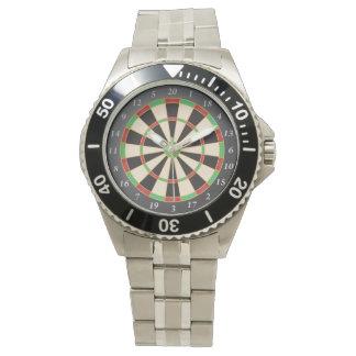 Dart Board Wrist Watch