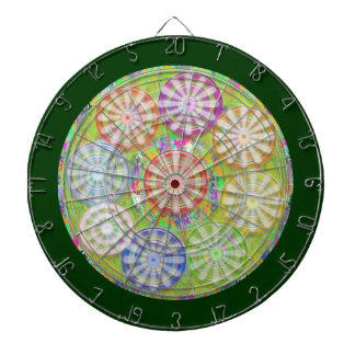 DART Chakra 121 Multiple - Stars n Pearls Dart Boards