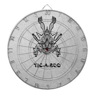 DART Chakra - TIC-A-BOO TICABOO creature by Navin Dart Board