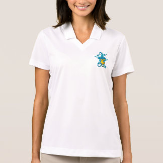 Dart Chick #7 Polo Shirt