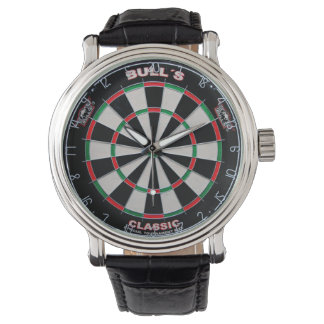 Dart clock wrist watches