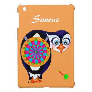 Dart Penguin by The Happy Juul Company Case For The iPad Mini
