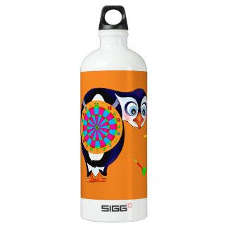 Dart Penguin by The Happy Juul Company Water Bottle