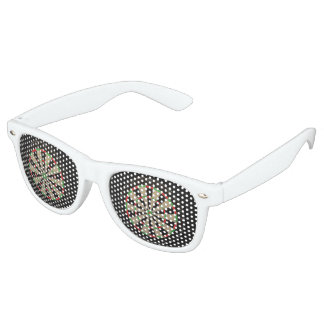 Dartboard Lover Retro Sunglasses