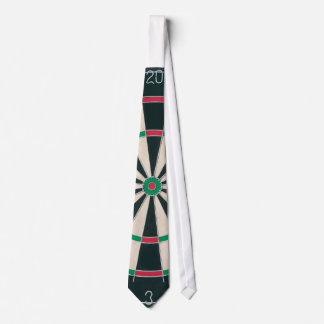 Dartboard-Tie Tie