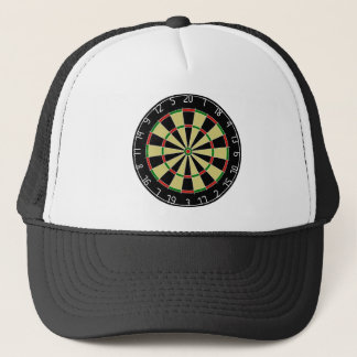 Dartboard Trucker Hat