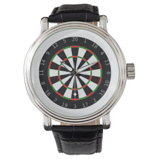 Dartboard Watch