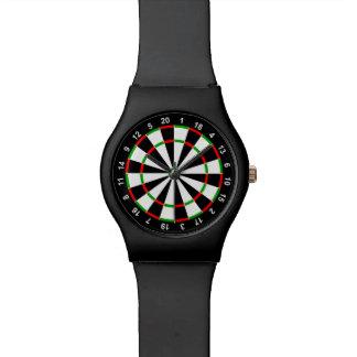 Dartboard Watches