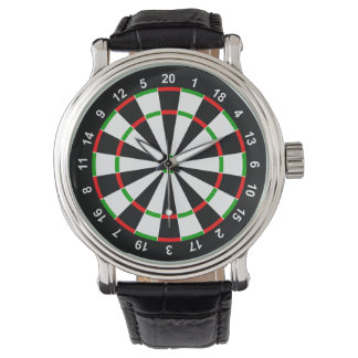 Dartboard Wrist Watches