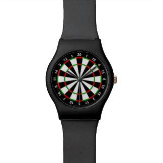 Dartboard Wristwatches