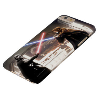 Darth Vader and Obi-Wan Still Barely There iPhone 6 Plus Case