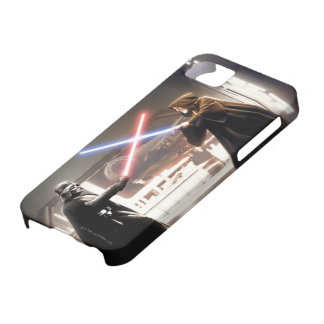 Darth Vader and Obi-Wan Still Case For The iPhone 5
