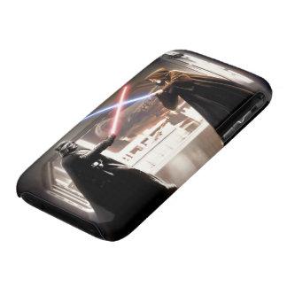 Darth Vader and Obi-Wan Still iPhone 3 Case-Mate Case