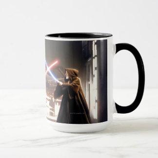 Darth Vader and Obi-Wan Still Mug