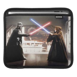 Darth Vader and Obi-Wan Still Sleeves For iPads