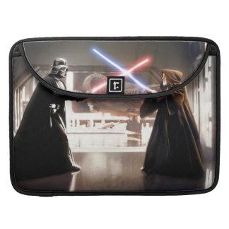 Darth Vader and Obi-Wan Still Sleeves For MacBook Pro