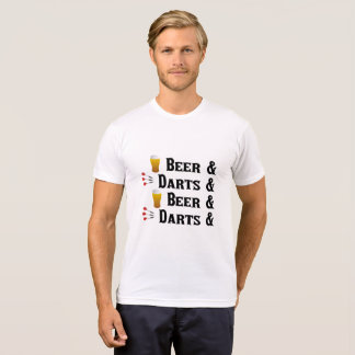 Darts and Beer tshirt