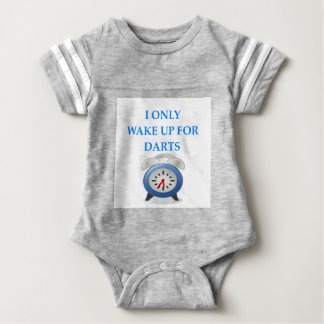 DARTS BABY BODYSUIT