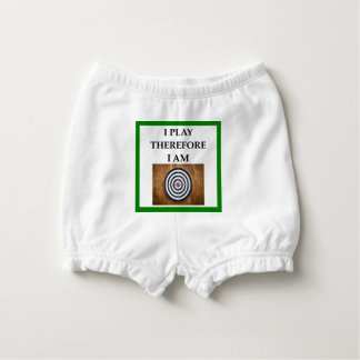 DARTS DIAPER COVER
