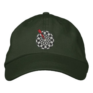 Darts Embroidered Hat