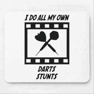 Darts Stunts Mouse Mat
