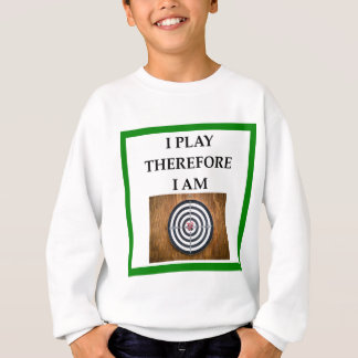 DARTS SWEATSHIRT