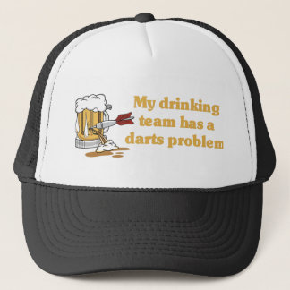 Darts Team hat