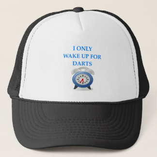DARTS TRUCKER HAT